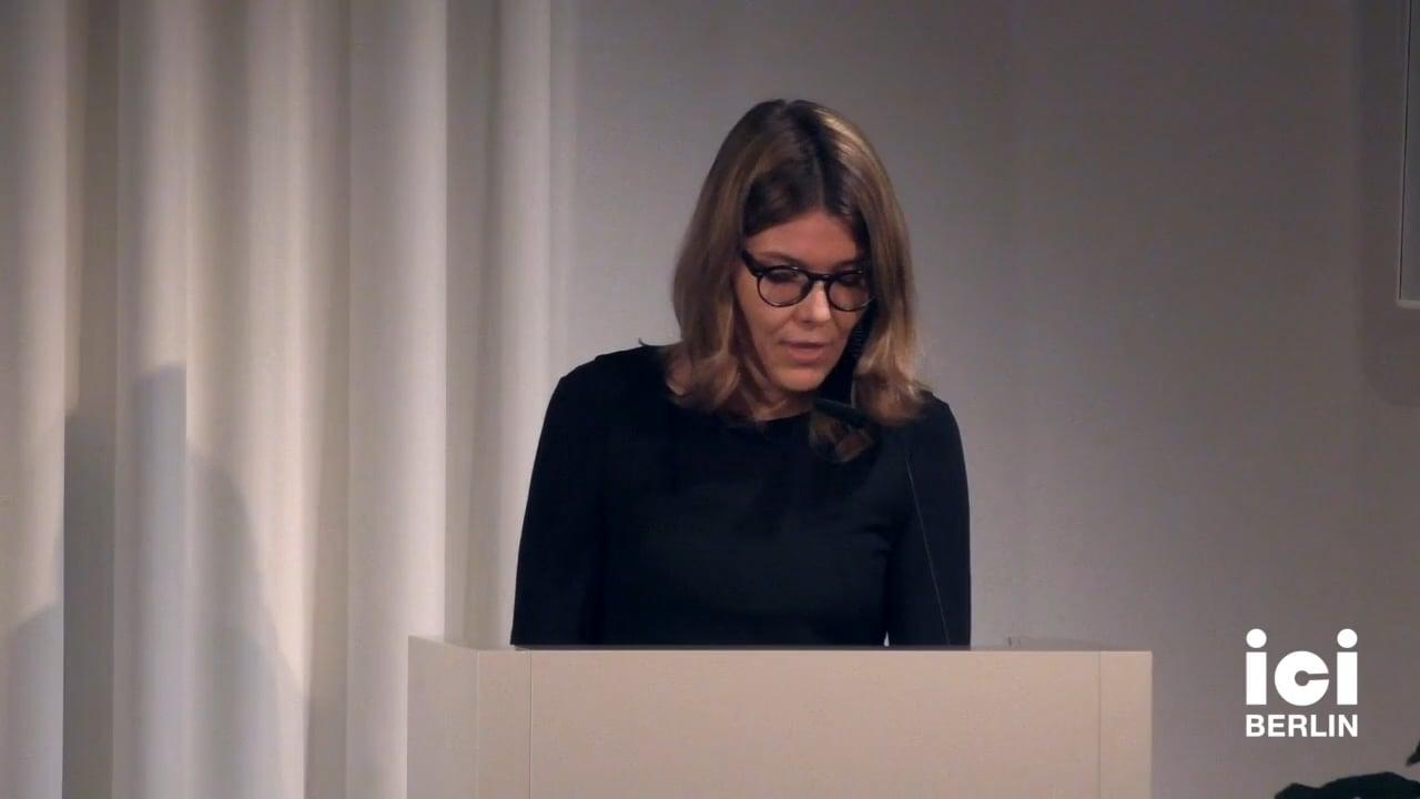 Introducing R. Barba and F. Cesar by Cristina Baldacci