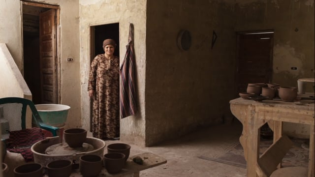Amelie Losier . Rawiya, Her Life in Her Own Hands