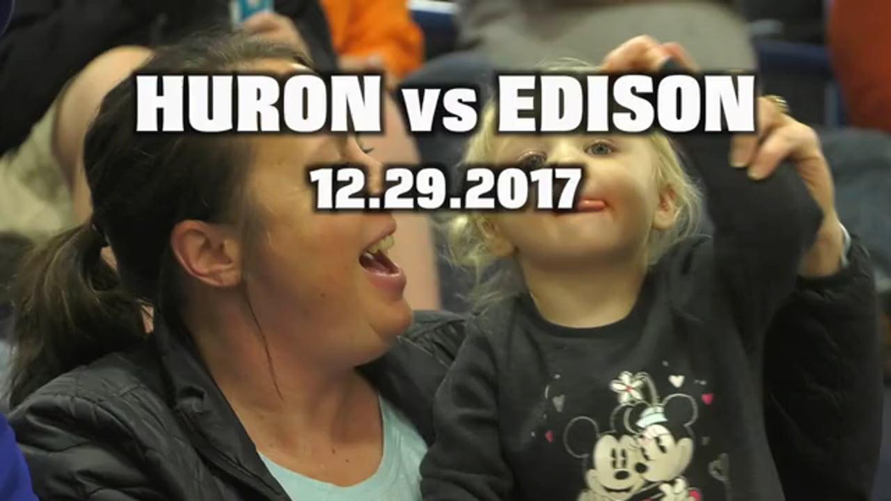 12.29.17 Huron vs Edison