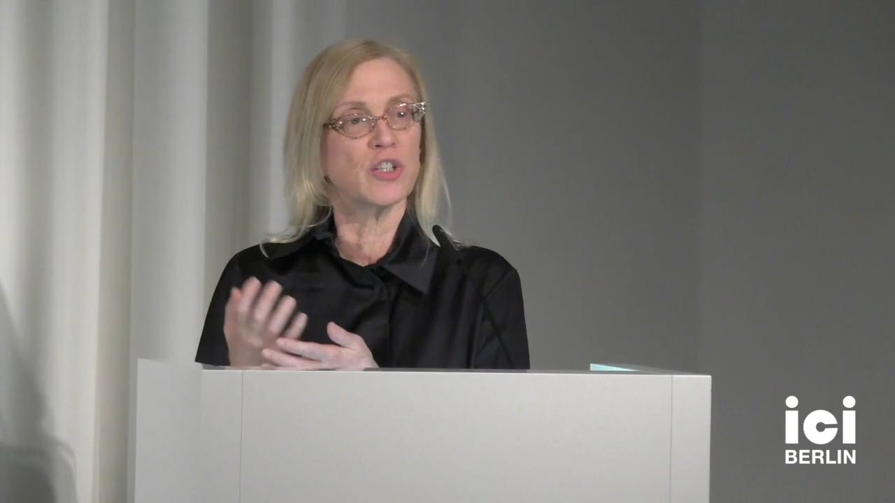 Talk by Valerie Steele