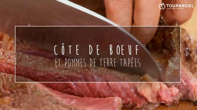 Côte de bœuf et pommes de terre tapées_MASTER_2018