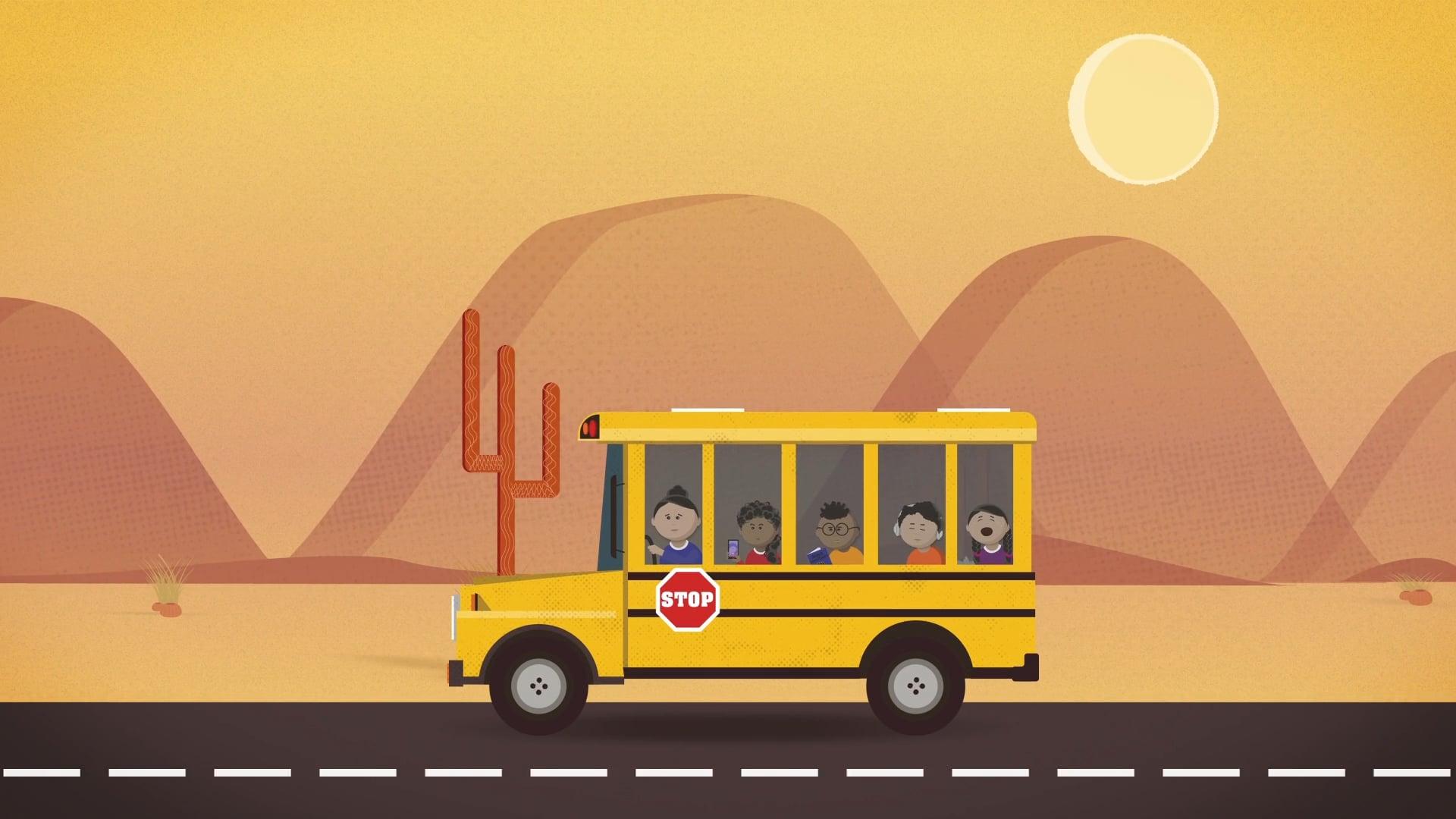Drivin' a Bus