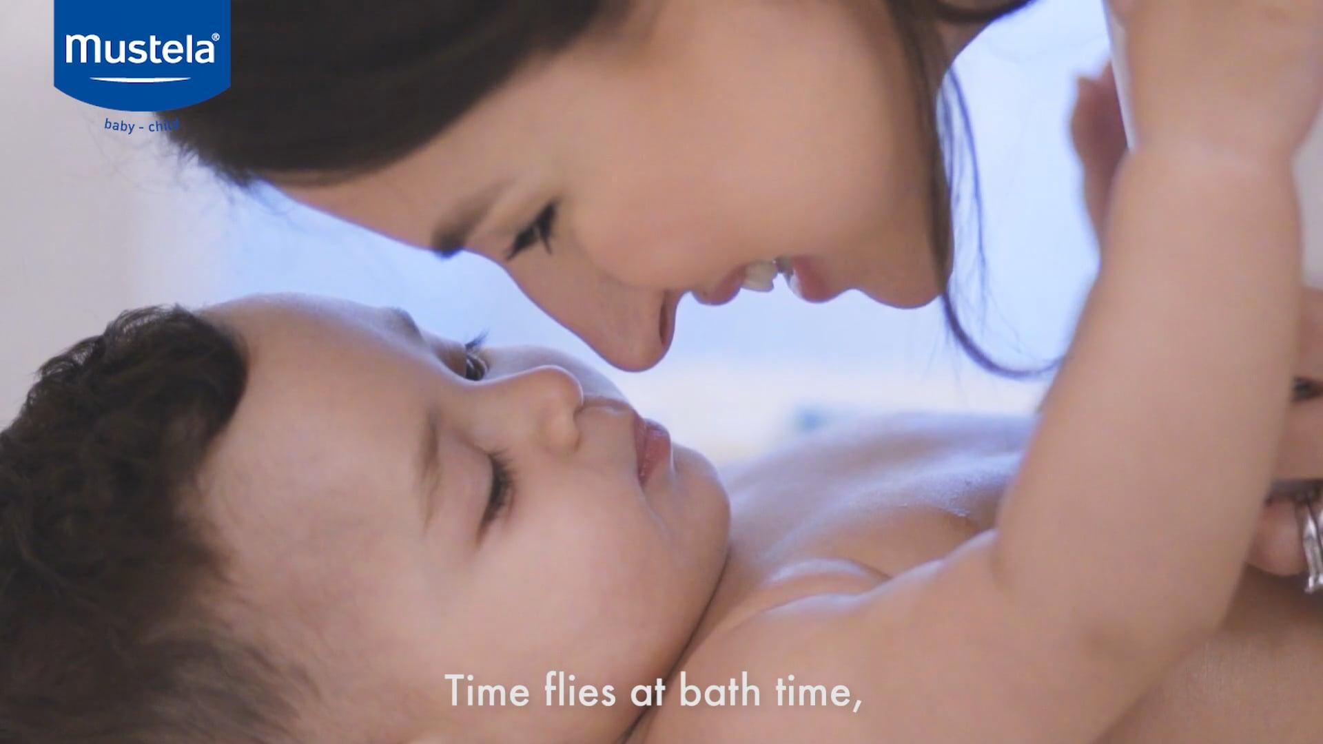Mustela (MENA) Baby Cream Commercial