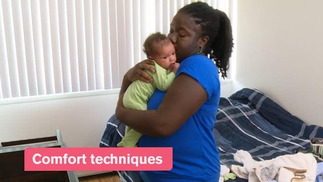 Baby Comfort Techniques