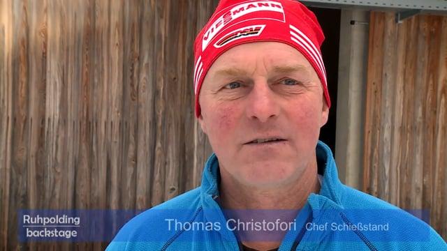 40 Jahre Ruhpolding Thomas Christofori & Hans Rambold