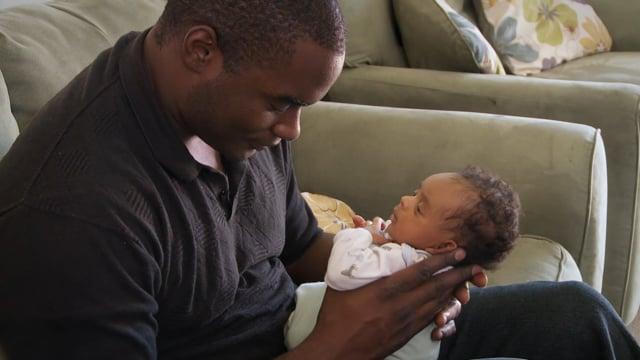 Emociones de los papás que acaban de tener un bebé (New Father Emotions)