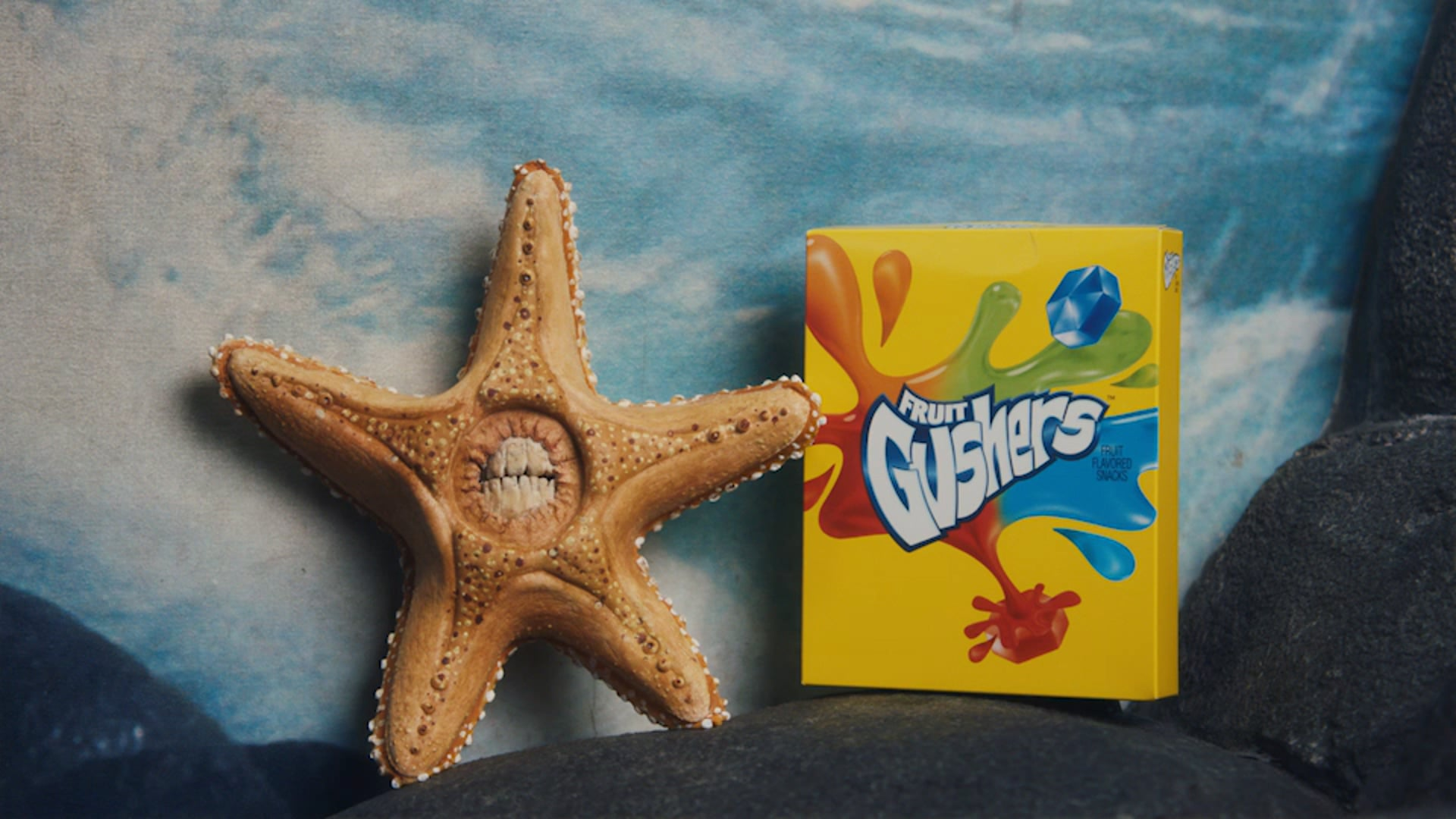 General Mills Fruit Gushers Starfish Fart