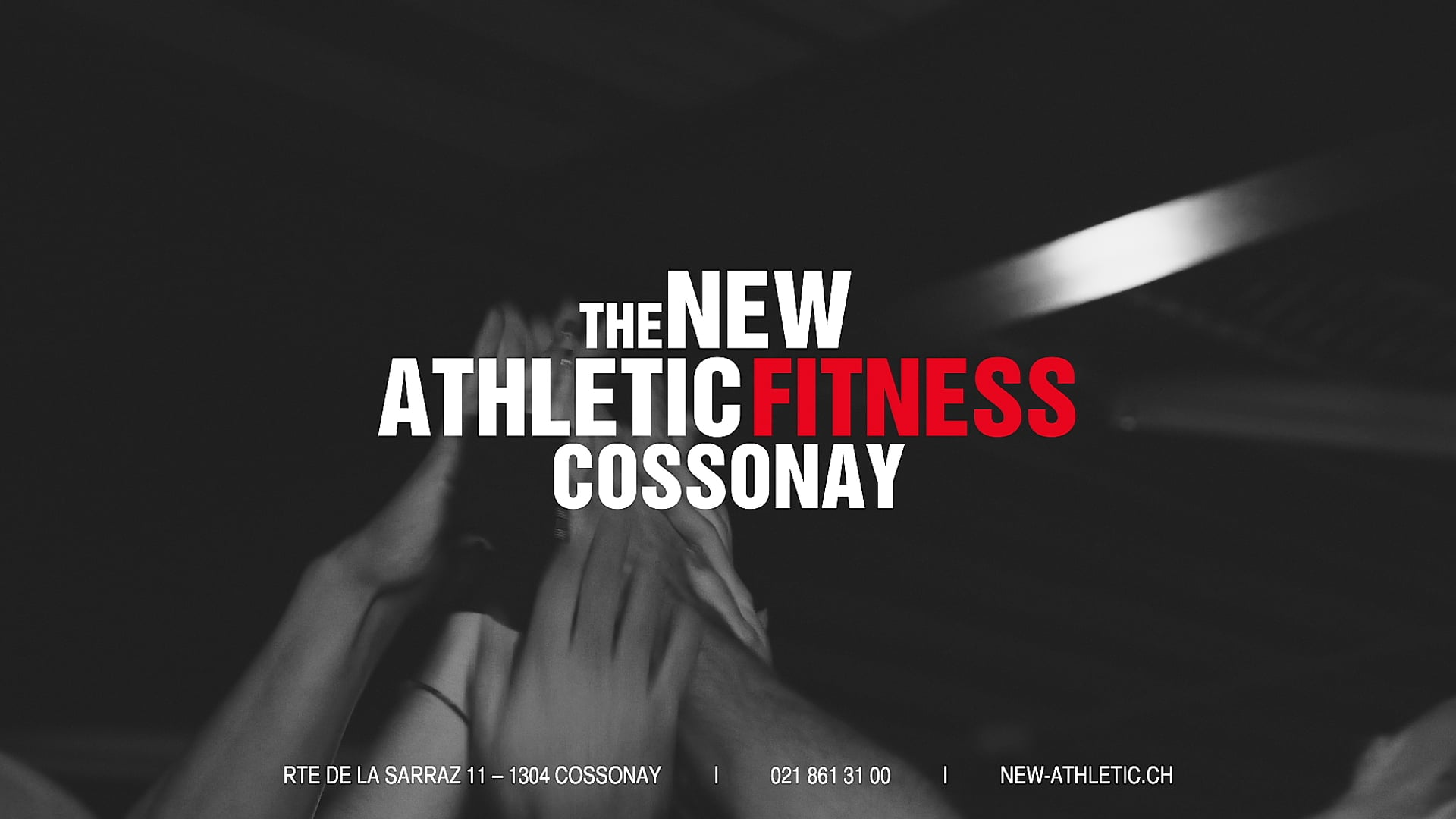 THE NEW ATHLETIC FITNESS - ADS