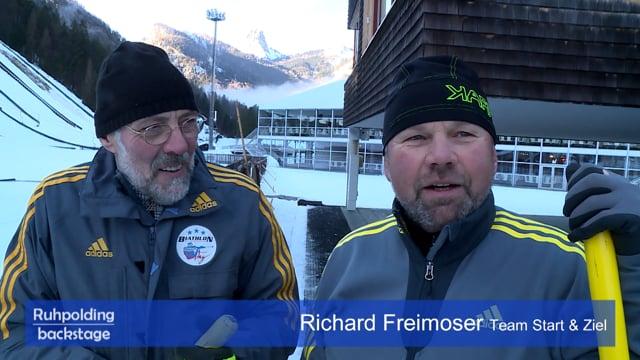 40 Jahre Ruhpolding Reinhard Freimoser & Leo Reinmiedl