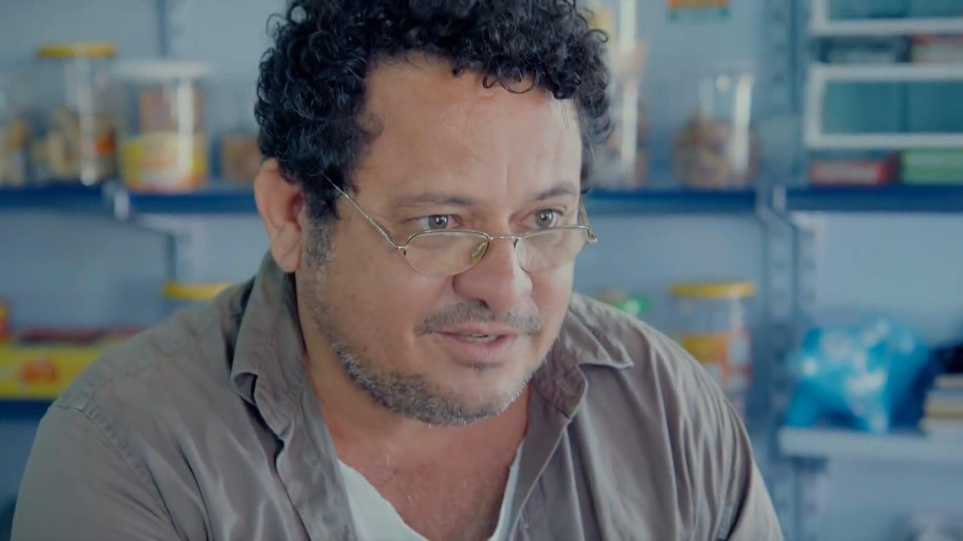 """Hilton Castro - filme """"Lágrimas de Mulher"""" personagem: Jair"""