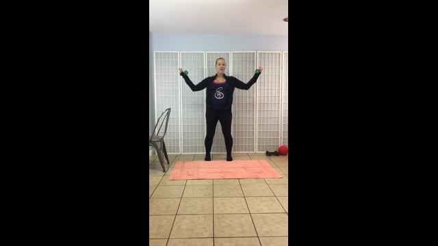 40 Minute Pre-Natal Workout
