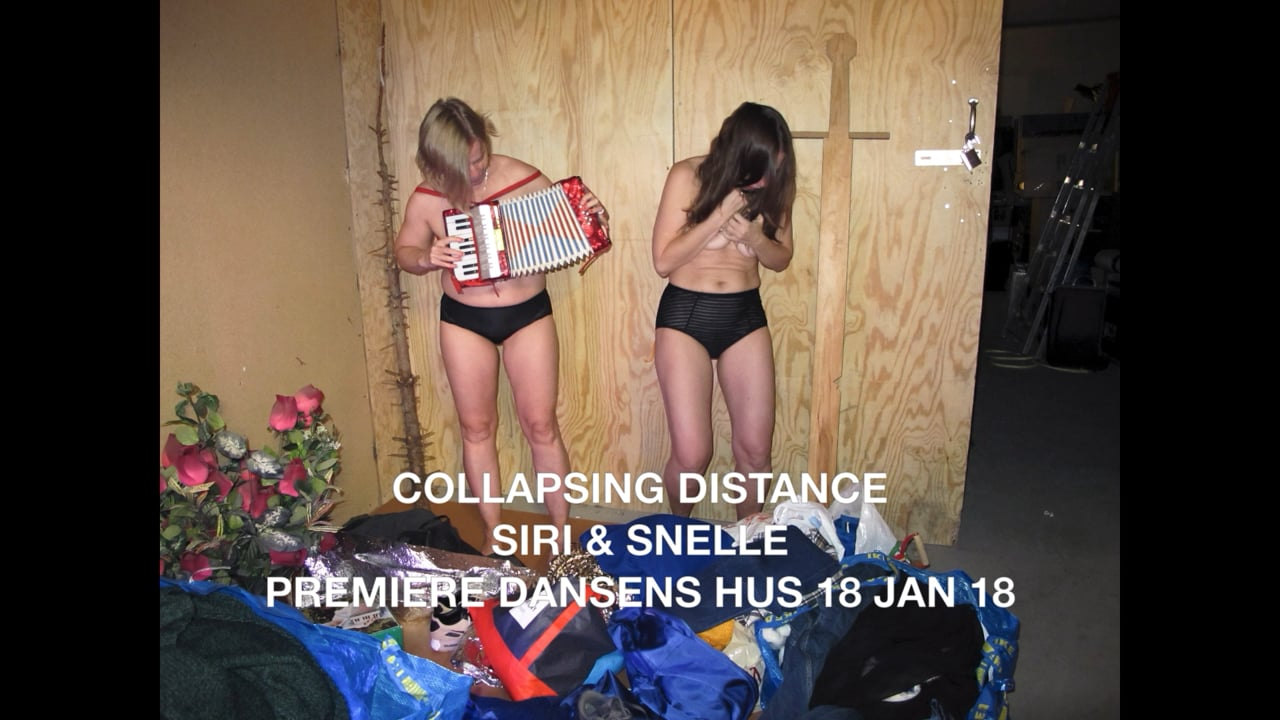 Collapsing Distance