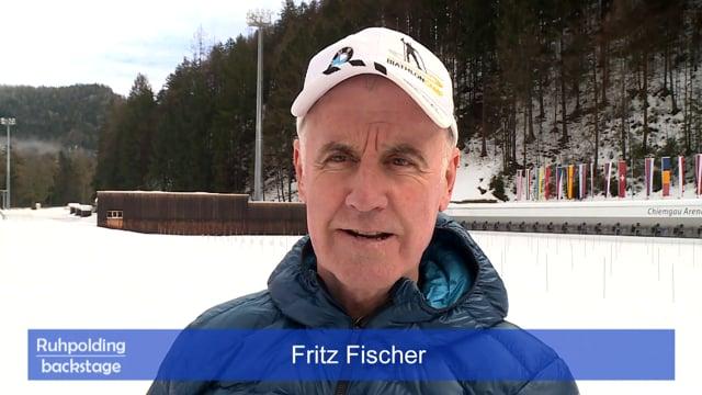 40 Jahre Ruhpolding - Fritz Fischer
