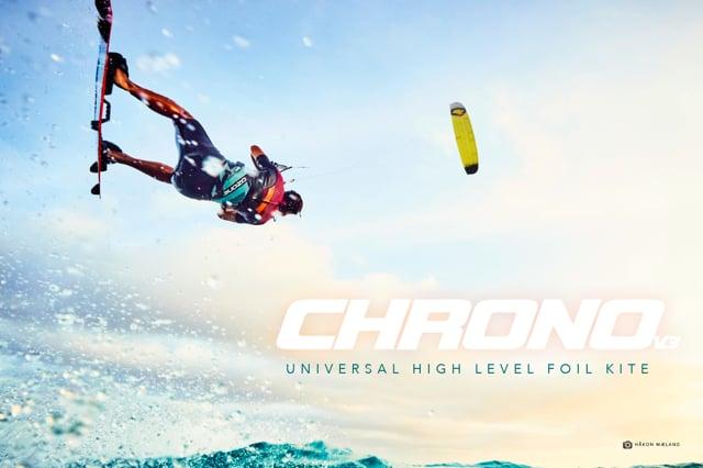 Ozone Chrono V3 - Universal High level foil kite