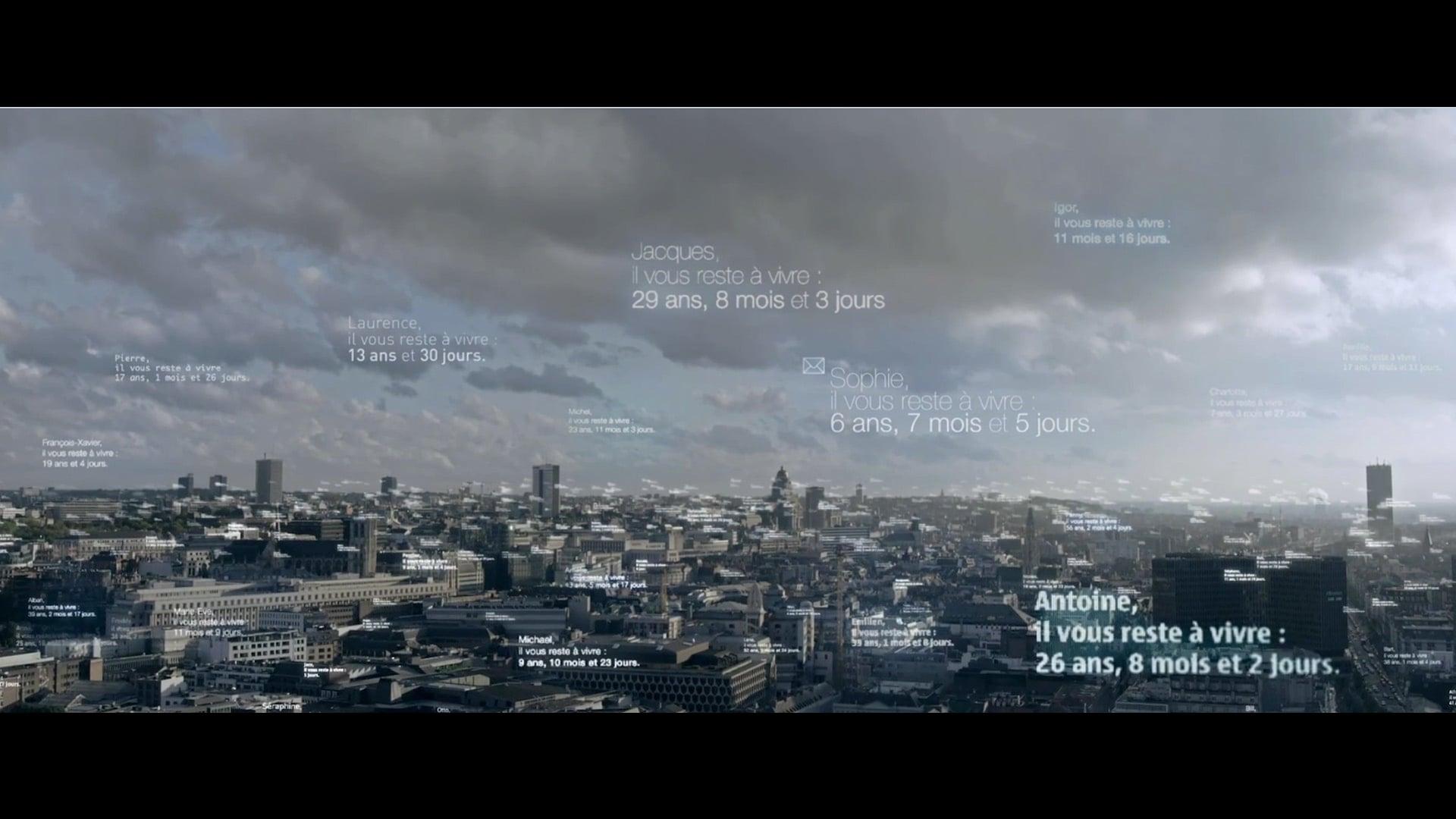 """LE TOUT NOUVEAU TESTAMENT - VFX """"messages"""""""