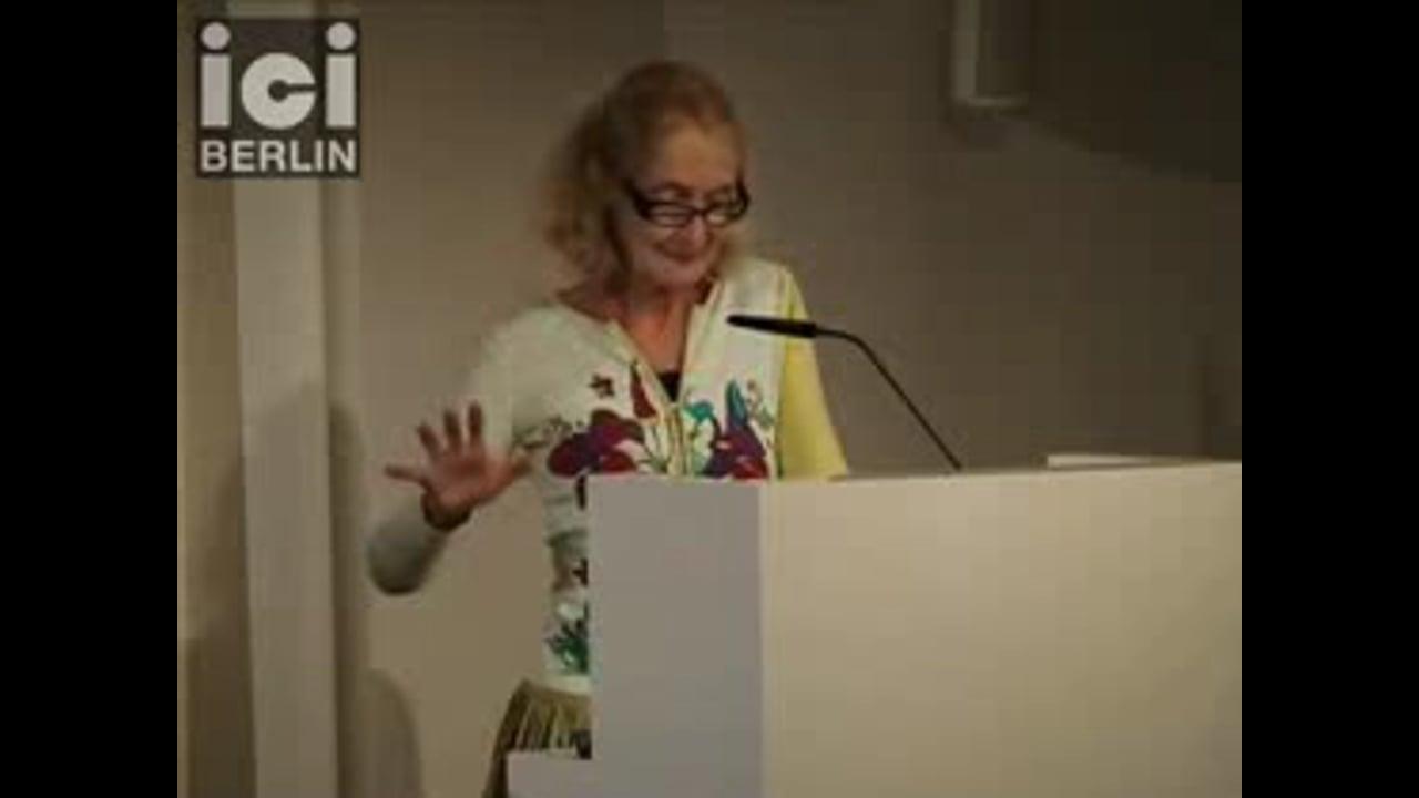 Talk by Françoise Balibar (Part 2)