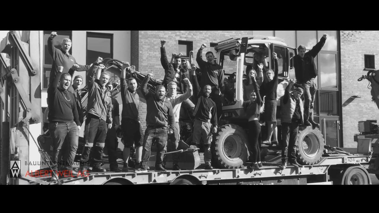 Bauunternehmung Albert Weil AG (Azubi Song 2017 - Der Klassiker)