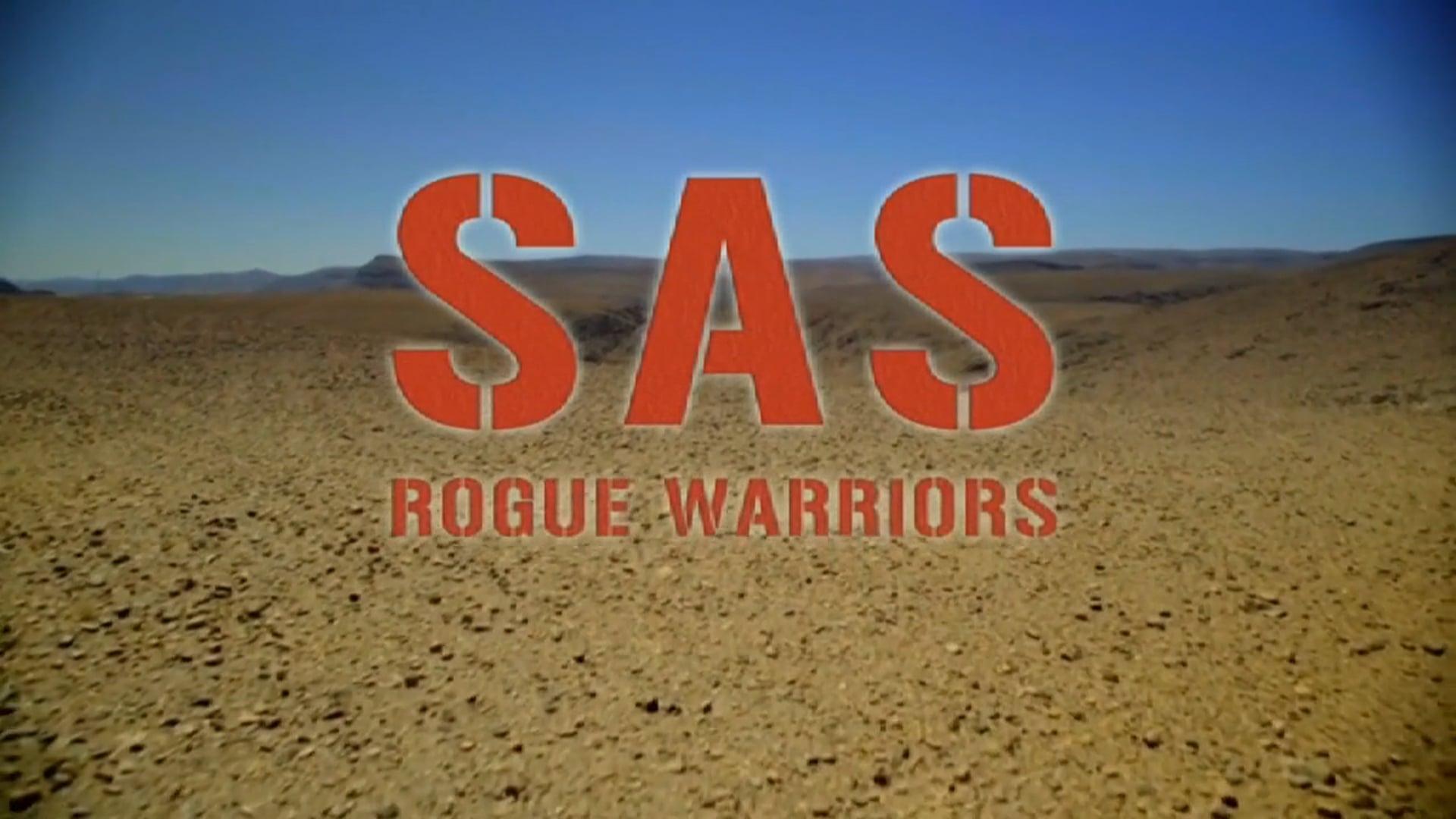 SAS: Rogue Warriors | 3 x 60mins BBC2