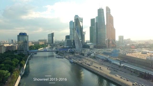 RELTA video Showreel 2015-2016