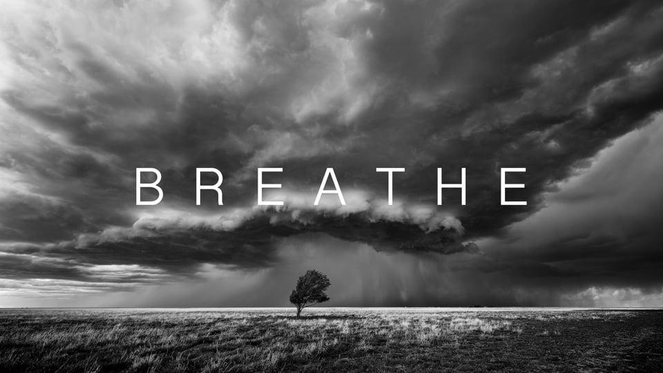 Breathe // An 8K storm time-lapse film