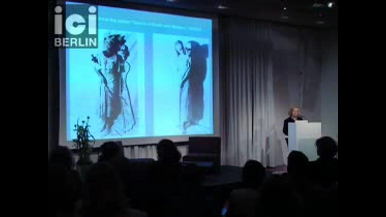 Talk by Sigrid Schade