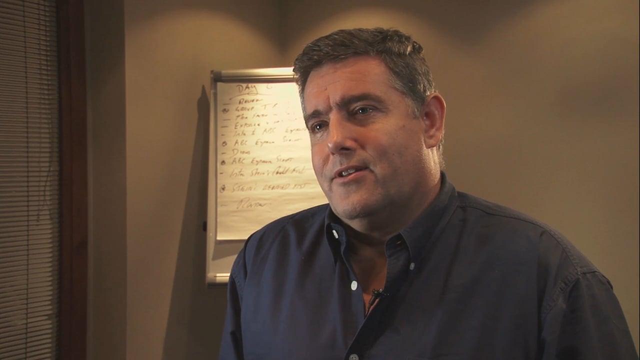 Interview: Gordon McKenzie, Executive Coach