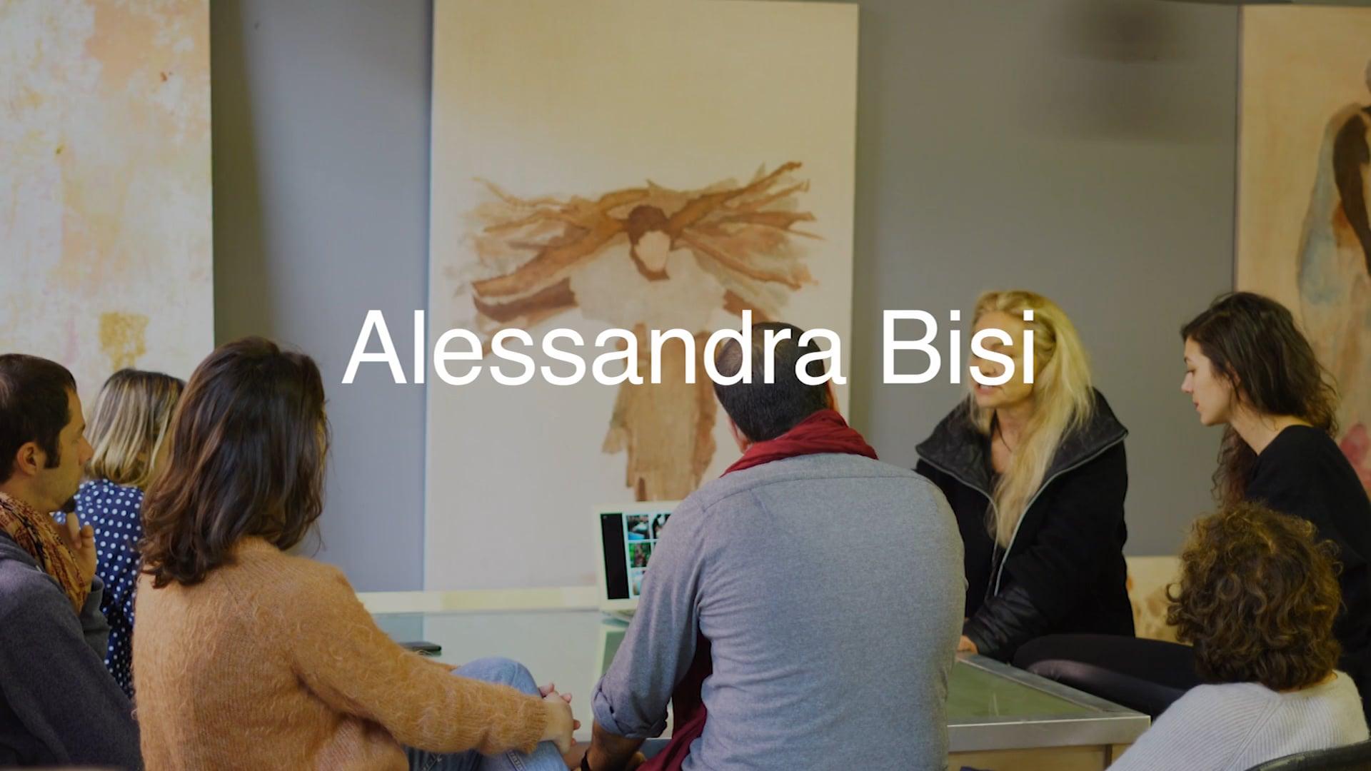 Residencia Artística R.A.R.O Madrid - Alessandra Bisi (Noviembre 2017)