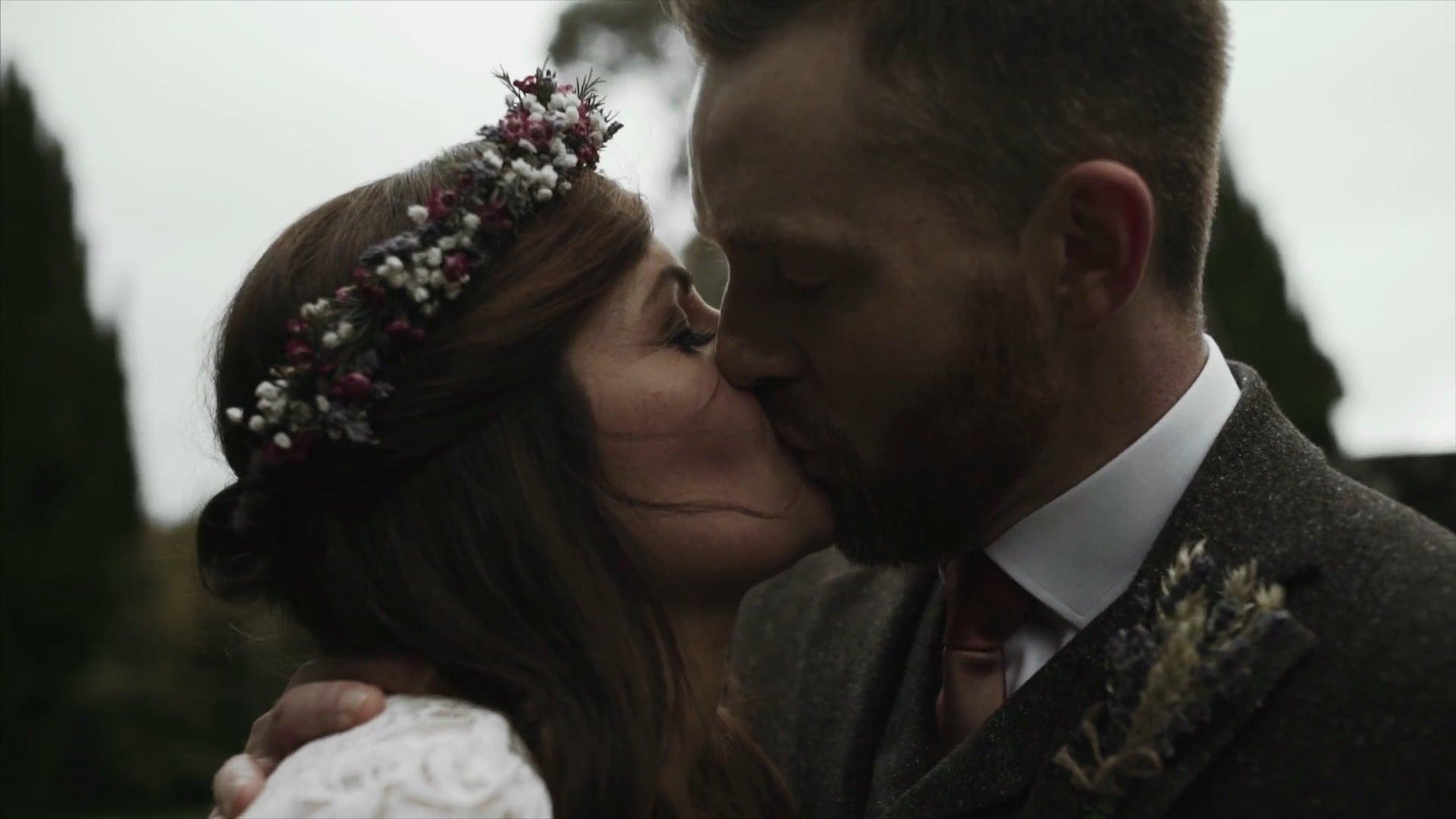 Siobhan + Alan // Wedding Highlights // Belleek Castle, Ballina