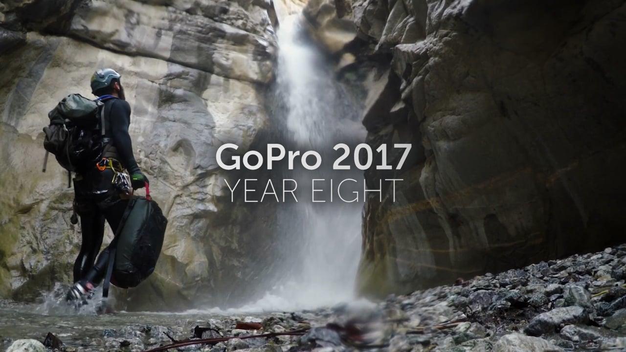 GoPro 2017 - Year Eight