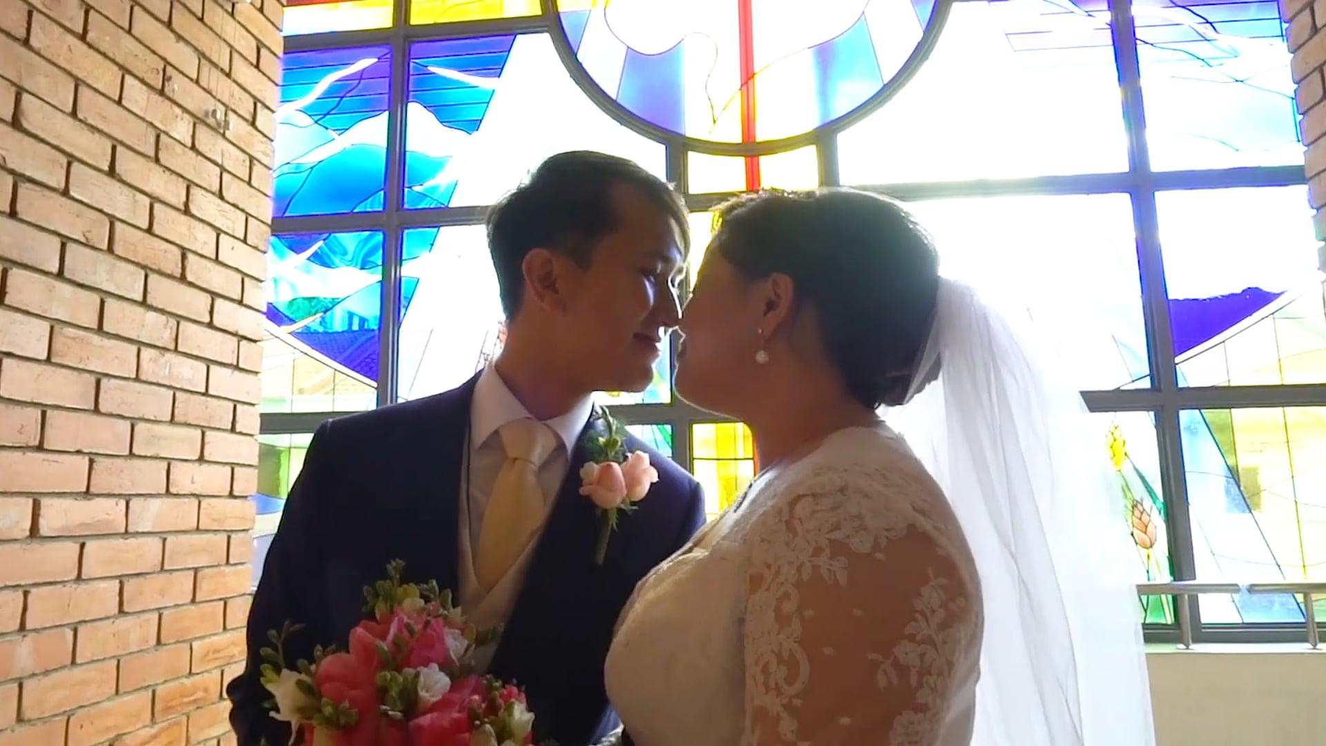 Zihan & Suan Sen's 11th November 2017 Actual Wedding Day