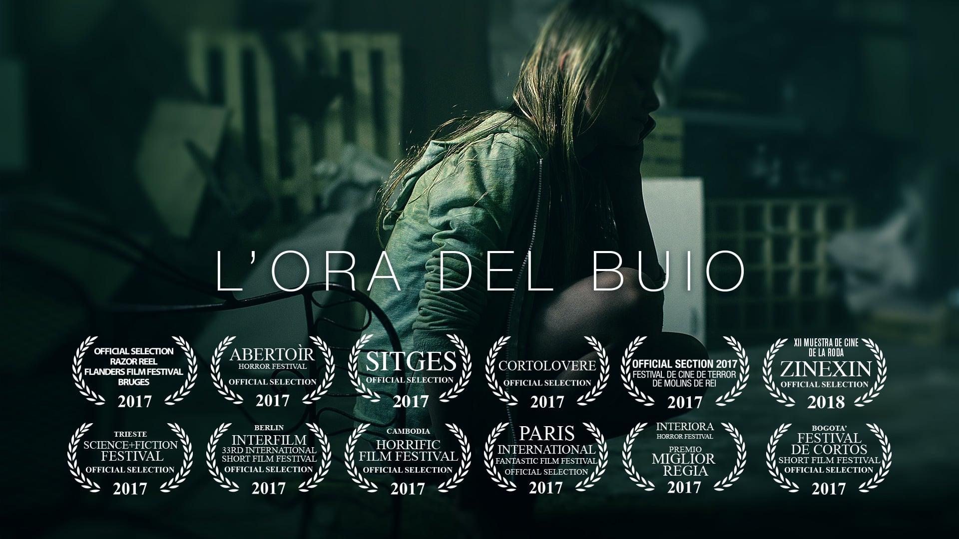 L'ora del buio - The hour of darkness [2017]