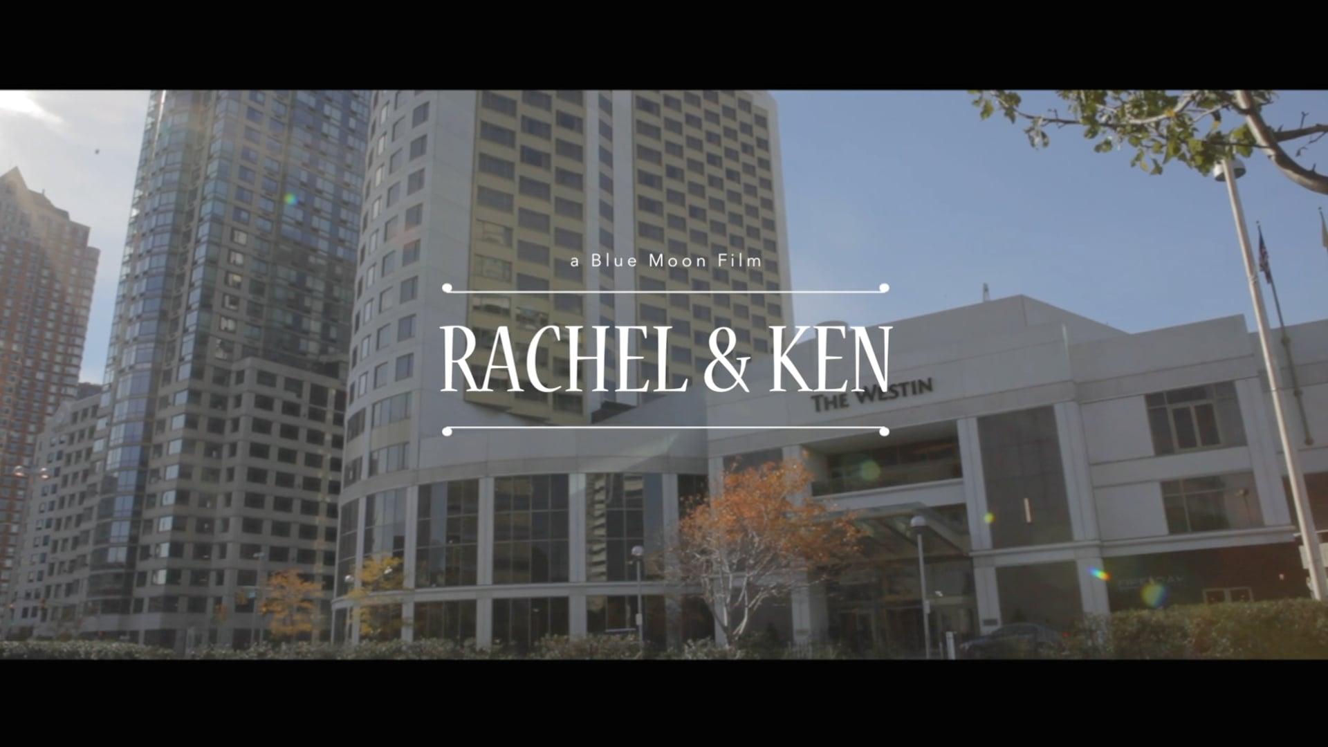 Ken and Rachel Wedding Highlights