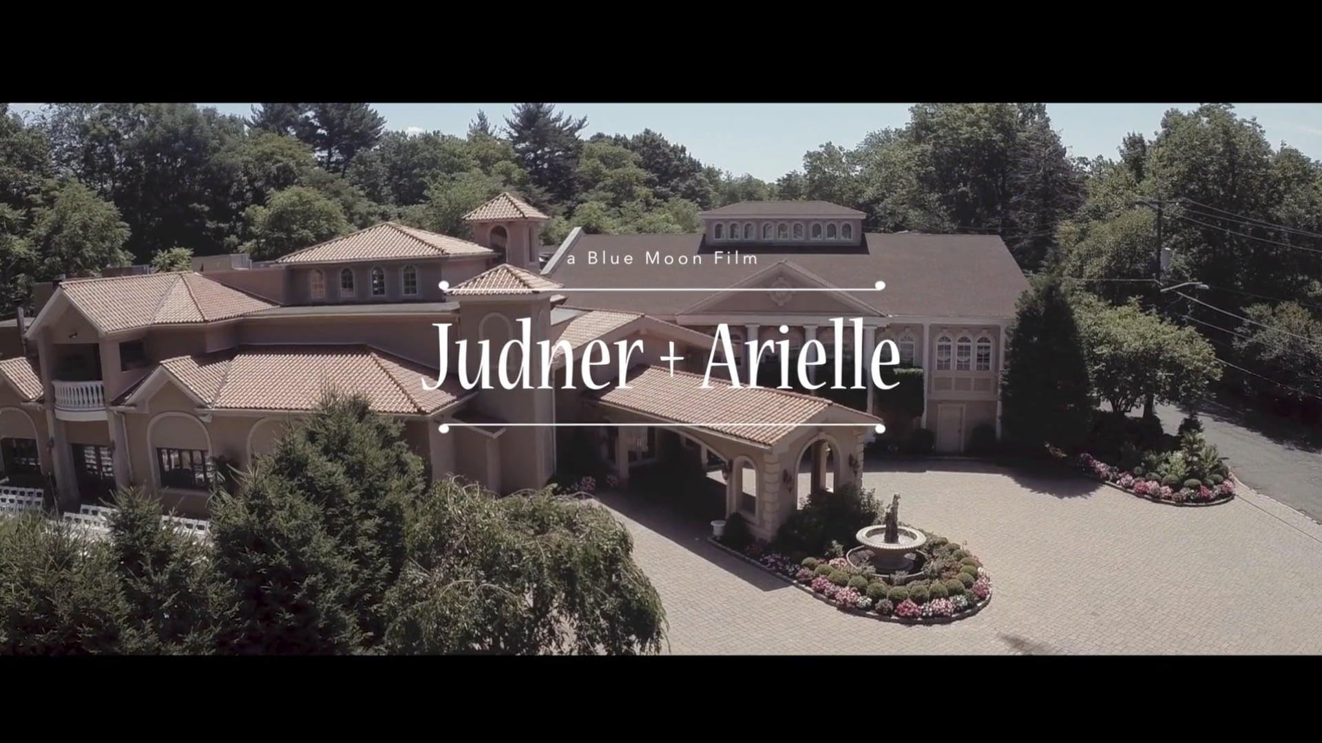 Arielle and Judner Wedding