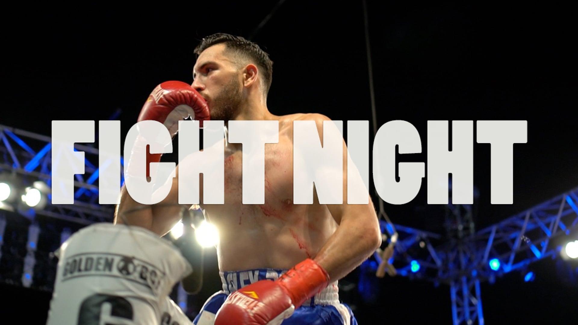 Alex Rincon Fight Night