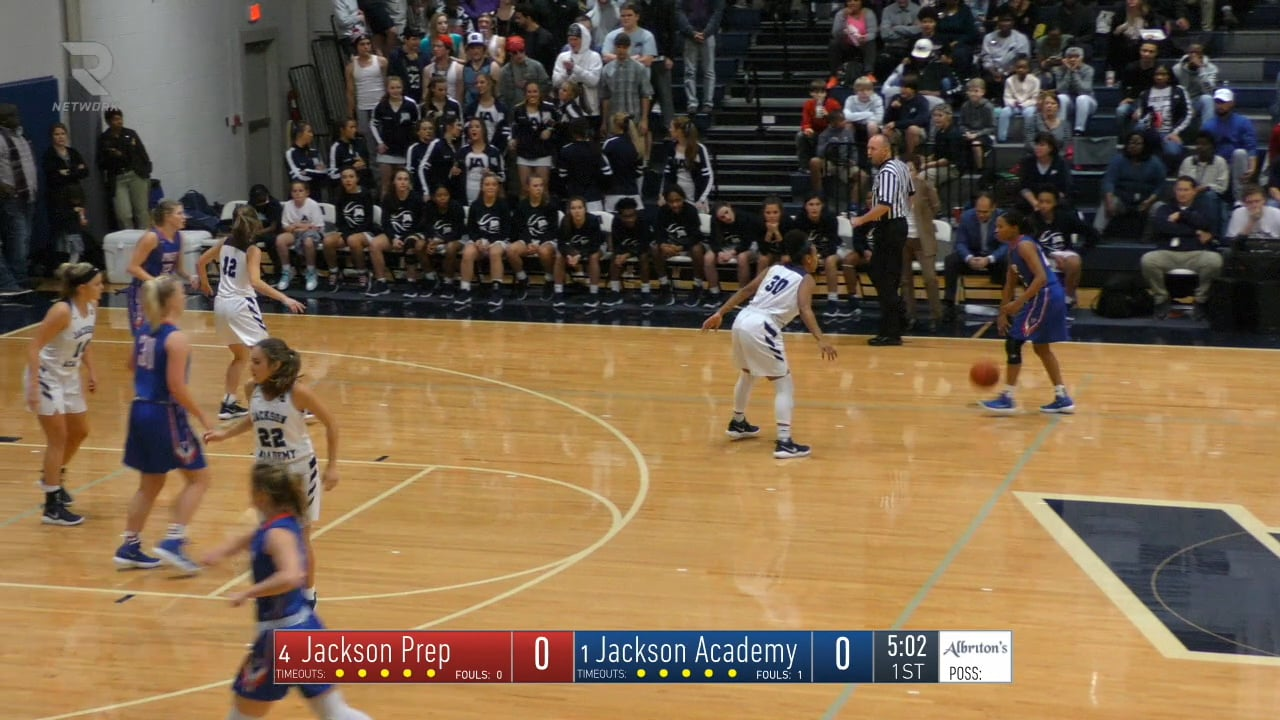 Varsity Girls Basketball-2018-Jan-9-Jackson Prep