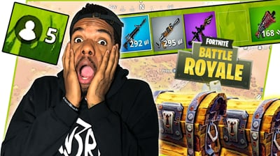 SO NERVOUS I CAN'T TALK! CAN I ACTUALLY WIN?! - FortNite Battle Royale