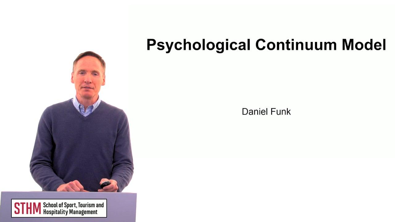60150Psychological Continuum Model
