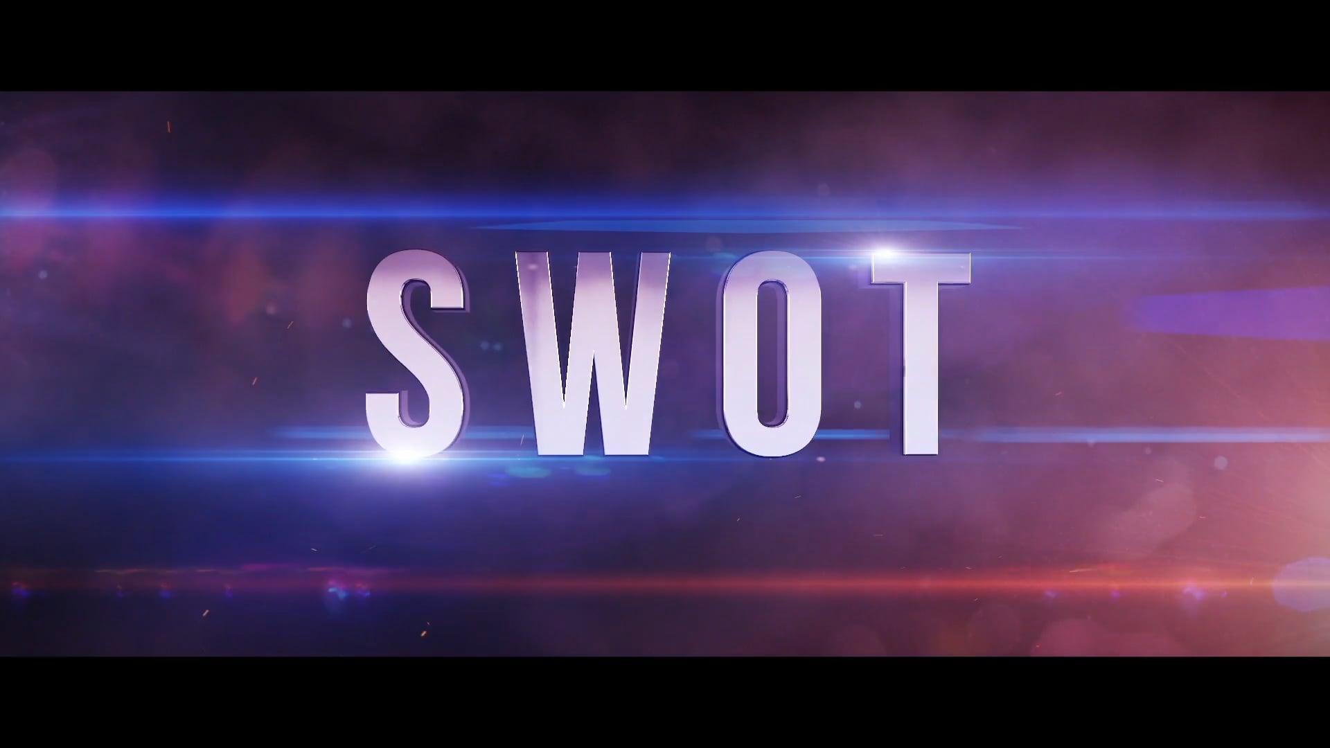 Social Creative Room - SWOT