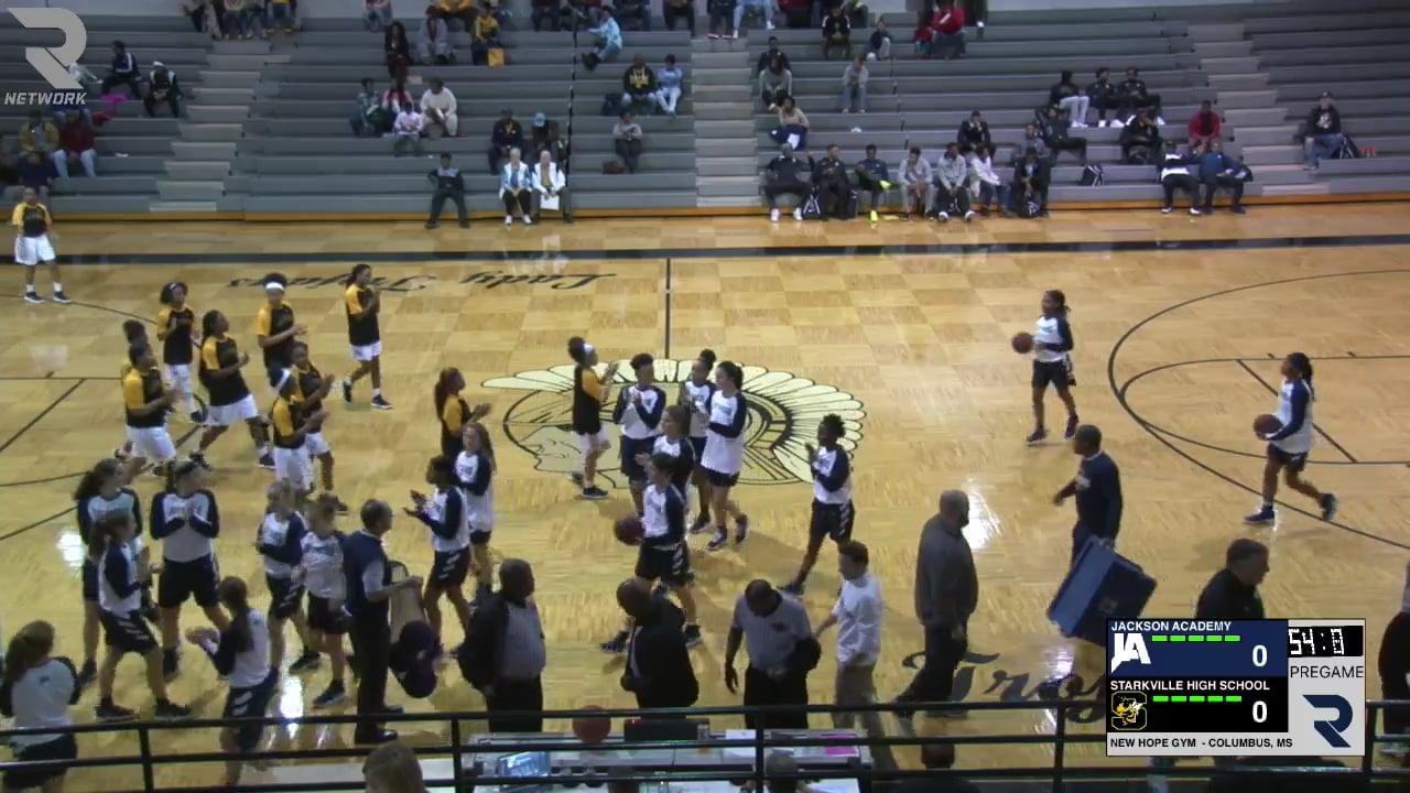 Varsity Girls Basketball-2017-Dec-29-Starkville HS