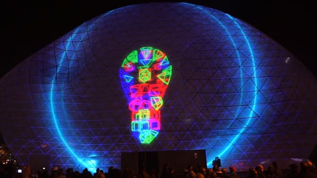 Blob the Bulb, GLOW EINDHOVEN 2017