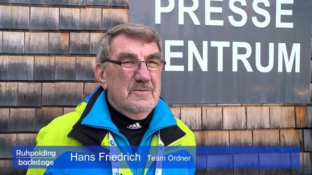 40 Jahre Ruhpolding - Erwin Schäfer & Hans Friedrich