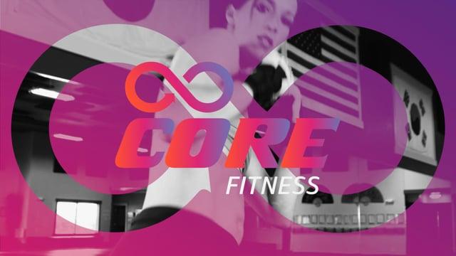 Core Fitness 30 sec promo