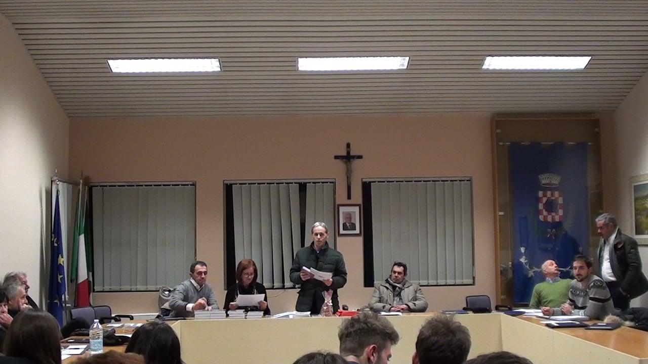 Consiglio Comunale 22/12/2017 - part.1