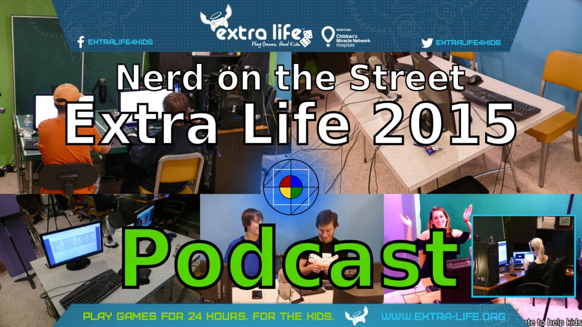 Friday Night Hangout - Extra Life 2015