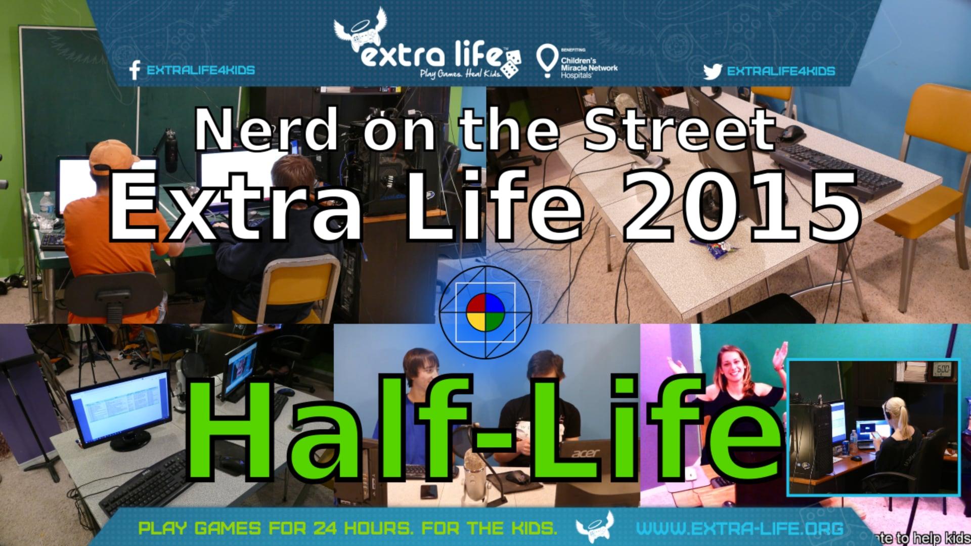 Half-Life - Extra Life 2015