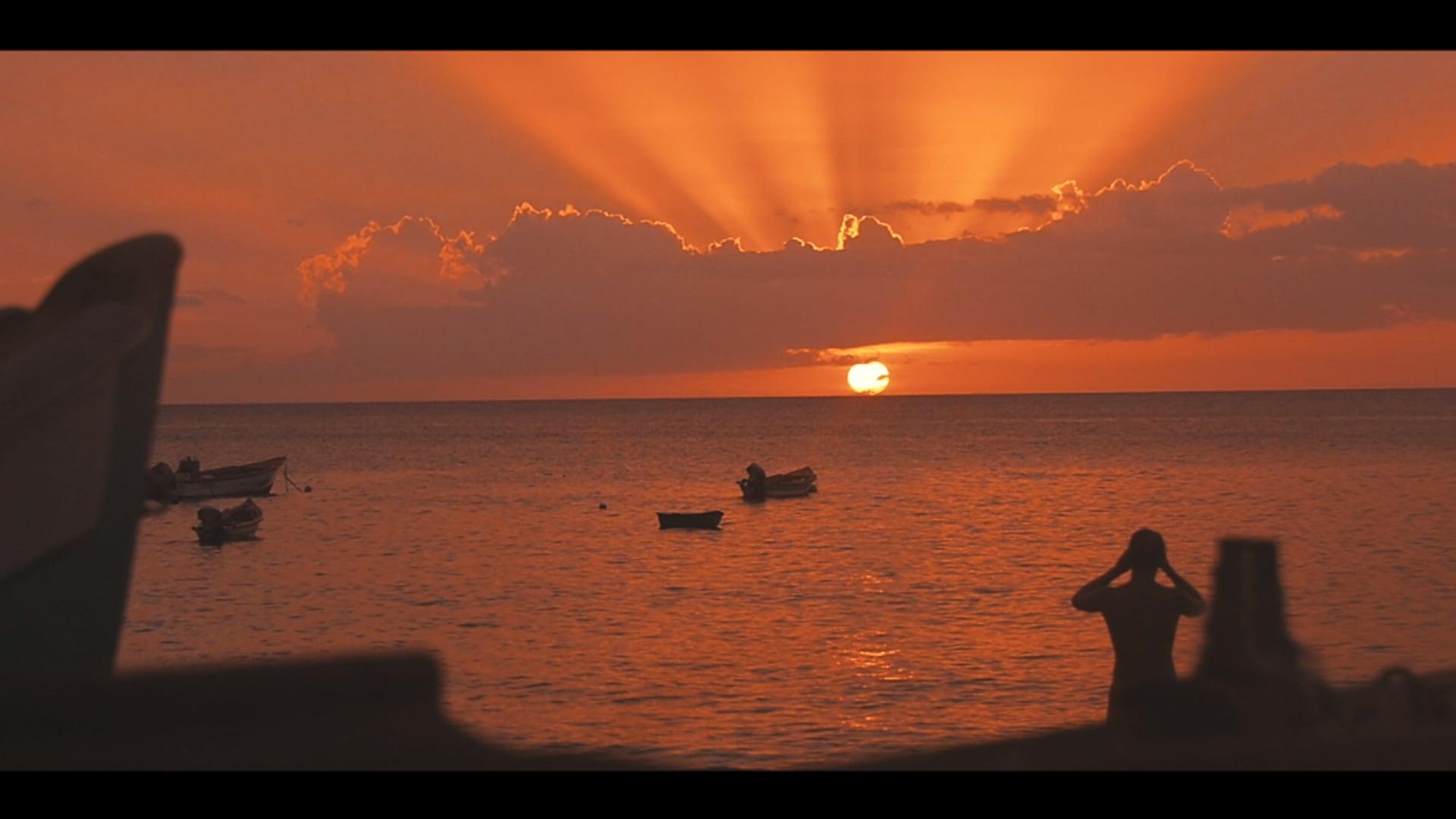 Martinique: The Sea