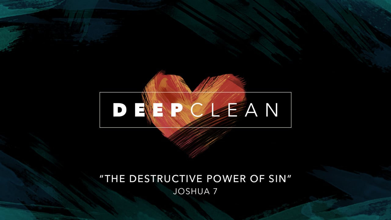 The Destructive Power Of Sin