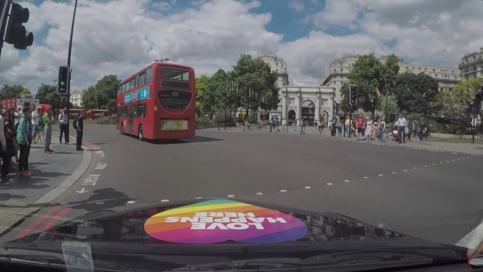 Excerpt: London Pride Taxi: Peter Tatchell
