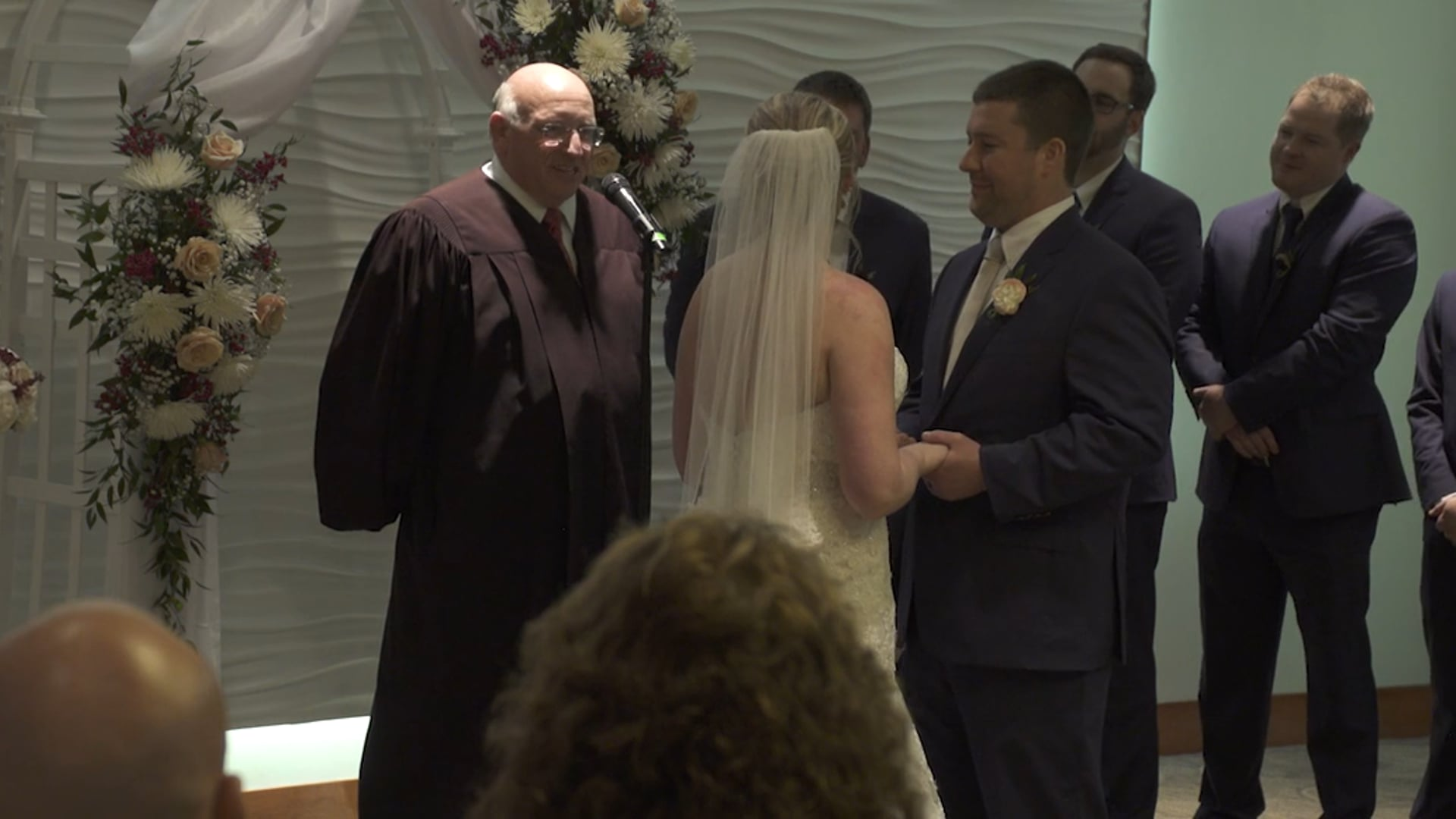 To Have And To Hines - Wedding Ceremony
