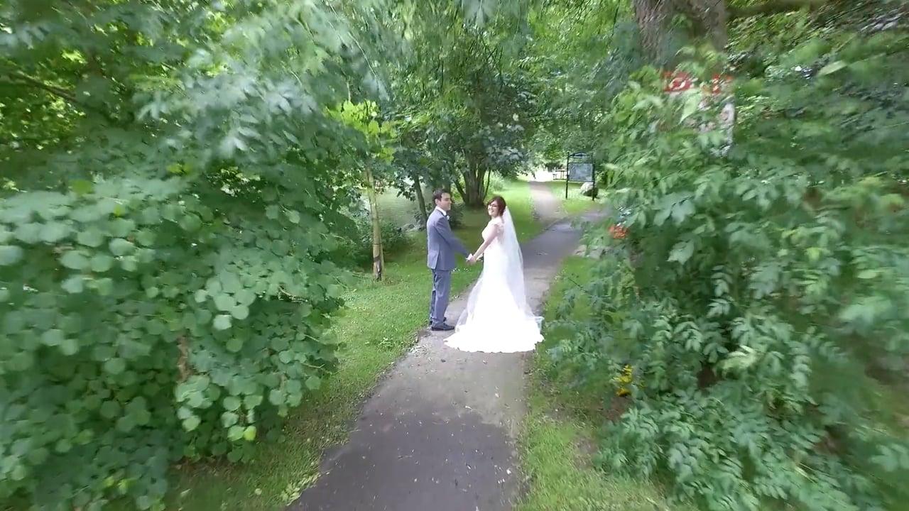 Barry Arlene Wedding